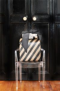 A Little Statement Chair with One Kings Lane