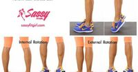 Calf and ankle strengthening exercises