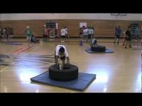 Fun Fitness Obstacle Course - YouTube