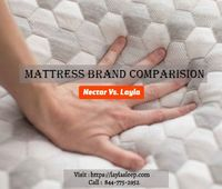 There are so many mattresses brand in the market, where we need to choose the best. We compared Layla's mattress with other brand mattress like Nector and found that Layla better than the other brands. Layla mattress comes with copper which your bed...