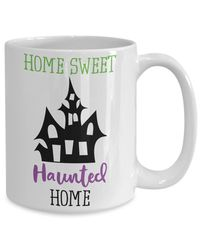 Home sweet haunted home halloween $15.95