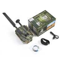 FDD-LTE 12MP 1080P HD 4G GPS APP MMS 940nm Night Vision Hunting Wildlife Trail Track Camera