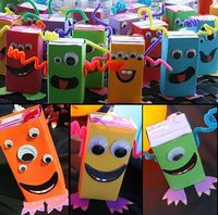 """""""Monster Bash"""" / Halloween Party - games, crafts, & food ideas"""