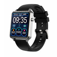 Bakeey RC01 2.D Full Color Screen Real-time Heart Rate Monitor IP68 Waterproof Smart Watch