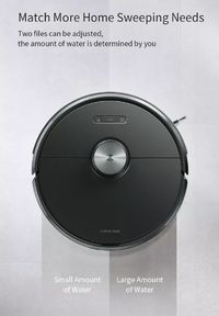 Roborock T65 Robot Vacuum Cleaner 5200mAh LDS Laser Navigation Language Control Smart Planning
