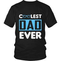Coolest Dad Ever T-Shirt, Gift for Dad, Gift for Father, Cool Dad, Dad Gift, Dad T-Shirt, Dad Shirt, Fathers Day, Father $20.99