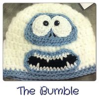 Bumble Hat ( Abominable Snowman Rudolf )