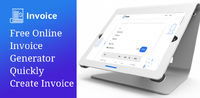Free Online Invoice Generator Software - Create Quickly attractive unlimited invoices using our free online invoice maker software. Get now in a single click.