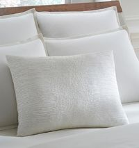 Sessa Snow Throw Pillow $260.00