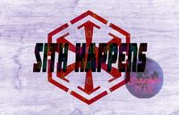 Sith Happens, SVG cut file for Silhouette, and Cricut cutting machines $1.75