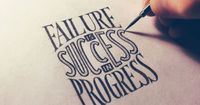 Failure Is Success In Progress | 33 Entrepreneurs Share Their Biggest Lessons Learned from Failure by Brian Honigman