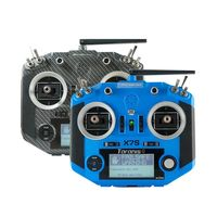 FrSky Taranis Q X7S ACCESS 2.4GHz 24CH Mode2 Transmitter M7 Hall-sensor Gimbals and PARA Wireless Trainer Function for RC Drone