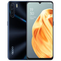 OPPO A91 CN Version 6.4 inch FHD+ Android 9.0 4000mAh VOOC 3.0 48MP Quad Rear Cameras 8GB 128GB Helio P70 Octa Core 4G Smartphone
