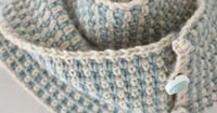 ByHaafner - crochet pattern - Fifties Cowl