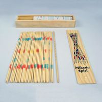 Traditional Mikado with Box Game $21.00