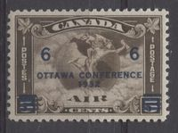 An Attractive Mint Airmail Stamp of Canada From 1932
