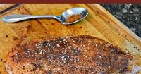 This Spiced Chicken is a fast and different variation to try for a different spin on chicken. You make a quick homemade spice rub, brown it in a skillet and then finish it in the oven. It's best with bone-in, skin on chicken but works as a quick rub f...
