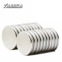 100 pcs Strong Disc Magnets Rare Earth Neodymium Magnets 20mm x 2mm $34.90