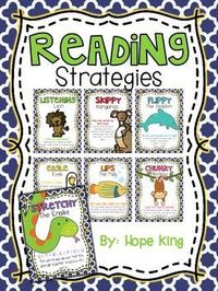 This free poster from TPT list Reading Strategies students can use to decode vocabulary and meaning from texts. These strategies can be taught to increase comprehension, vocabulary, and inferring.