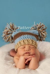 hat crochet patterns, hat crochet and crochet patterns.