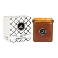 COFFEE BEAN SOY CANDLE $35.00