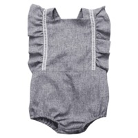 Lucia Grey Playsuit $15