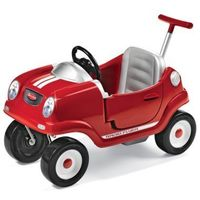 Radio Flyer® Steer and Stroll Kids Coupe from jcp.com.
