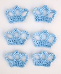 Crocheted Crowns - Tutorial ' In Dutch but very good photo tute, you can make out the details, thanks so xox