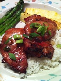 Chicken Mahalo. BEST Grilled Chicken! You have to try this!