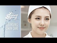 Park Hye Min | Pony's Beauty Diary: Facial Cleansing & Skin Care Special (with English substitles)