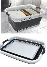 collapsible laundry basket! popandload.com More