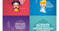 """""""Life Lessons From Princesses"""" - by Jerrod Maruyama"""