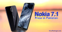 The Lowest Nokia 7.1 price in Pakistan is Rs. 53,999. Check prices from all Online shopping sites in Pakistan, Review, Compare specs,Video Review, Ranking, old & new mobile prices, nearby shop prices etc https://bit.ly/2ELSkgT