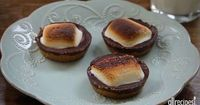 Got to use this for the holidays!!! S'Mores Indoors Allrecipes.com