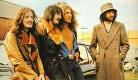 """Led Zeppelin ~ """"If the sun refused to shine, I would still be loving you."""""""