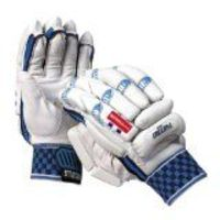 Gray-Nicolls Gray Nicolls Nitro 5 Star Cricket Batting Gloves (Small Mens,Right Handed) NEW FOR 2008. Interlock design giving extra flexibility for gripping the bat handle . Air flow gusset for increased comfort and moisture reduction . Shaped Pla...