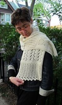 Ravelry: Lace 102 Sampler pattern by Kate Atherley