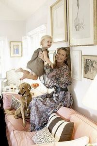 A look at the home and guest houses of India Hicks in the Bahamas...