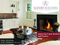 Time To Invest In Custom Built Homes Now there is a time to invest in custom homes. 6 keys are sustainable and beneficial to built your new custom homes at lower cost with superior qualities. https://aleximbuilders.com/