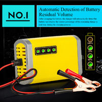 12V/2A 3AH-20AH Intelligent Repair Battery Charger Car Battery Charging Equipment