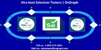 Hire best Selenium Testers | OnGraph