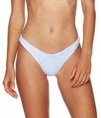 Beach Bunny Sydney Blue & White Stripe Tango Bikini Bottom Swim Separate $127.95