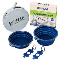 We have provided the best pet products in the USA. We have all types of pet essentials things like collapsible dog bowls, pet feeding stations, replacement bowls, silicone pet brush, pet food can covers, large collapsible bowls set, and many more. For mor...