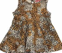 Oh Baby London Girls Oh Baby London Sleeveless Skater Dress - Toddler girls dress; Sleeveless fit; Round neckline; Skater cut; Button closure to back; Machine washable; Material: 80% cotton and 20% elastane; :: Young Girl > Dresses http://www.c...