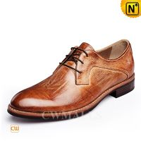 CWMALLS® Mens Leather Dress Oxfords CW716247