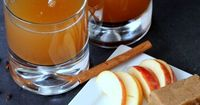 Sit back, relax and and sip on a spiked mulled apple cider. This warm drink is just what you need on a cool night snuggled up with someone special.