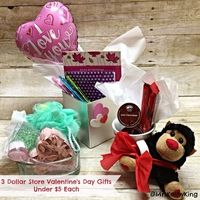 3 Dollar Store Valentine's Day Gifts Under $5 Each