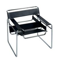 Alfred Chair based on Wassily Chair by Marcel Breur $295