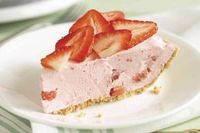 No Bake Jello and Cream Pie :)