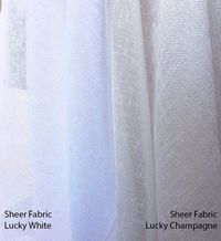 """Relaxed Roman Shade """"Lucky Earth"""" available in different colours, roman shades with chain mechanism, relaxed sheer faux linen roman shades $190.00"""